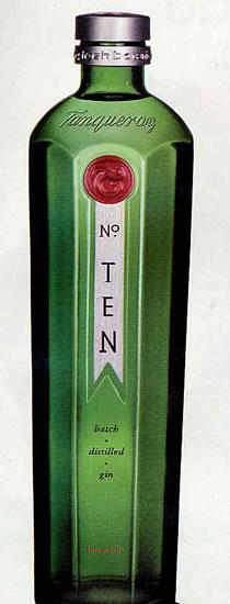 Tanqueray No TEN