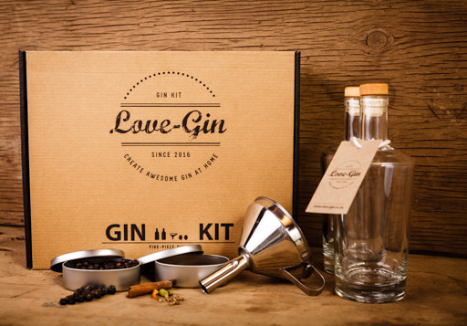 Love-Gin kit