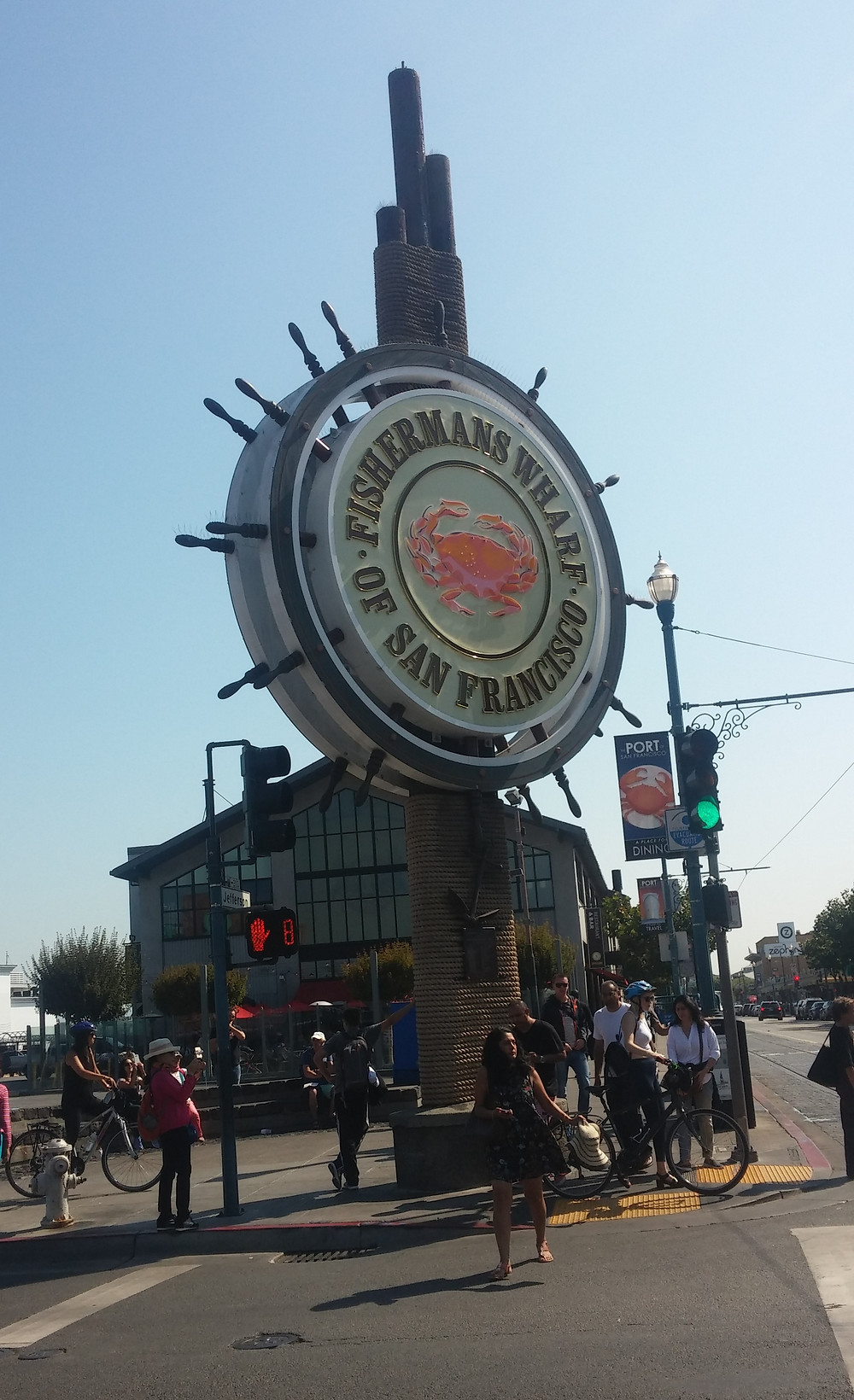 Fisherman's Warf in San Francisco
