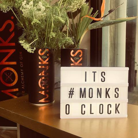 Its always Monks 'o clock