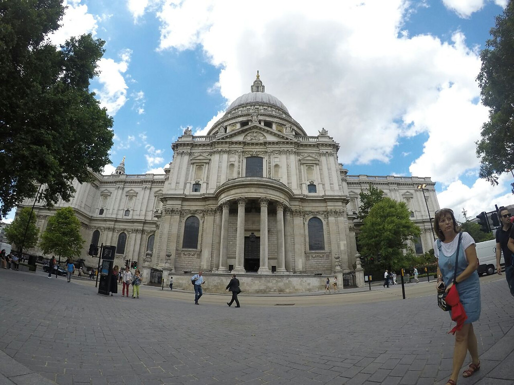 St Paul's Cathedral - photo by Craig Tyndall