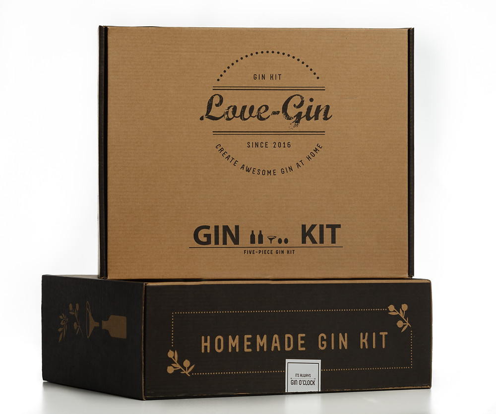 Stand a chance to win a gin making kit