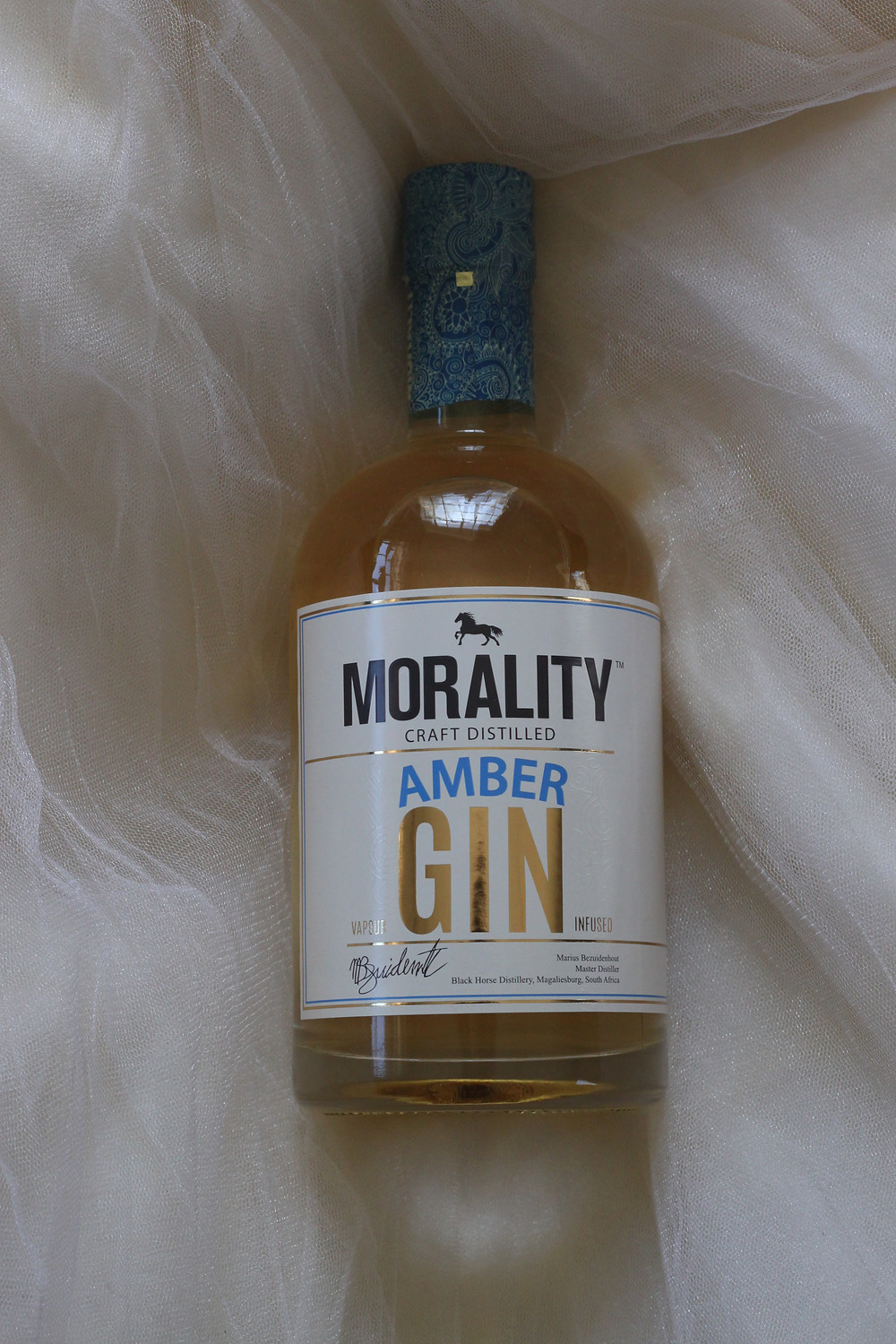Morality gin
