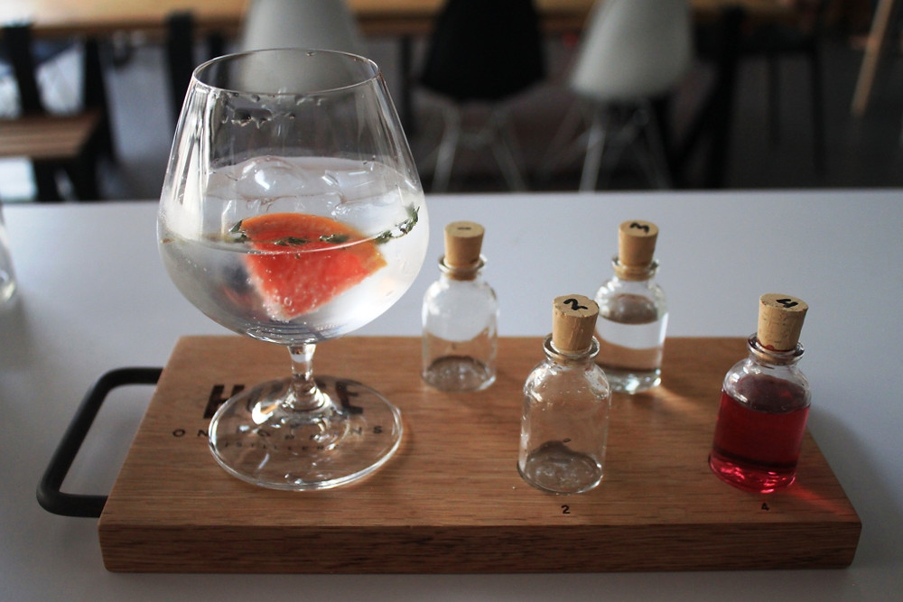 Salt river gin