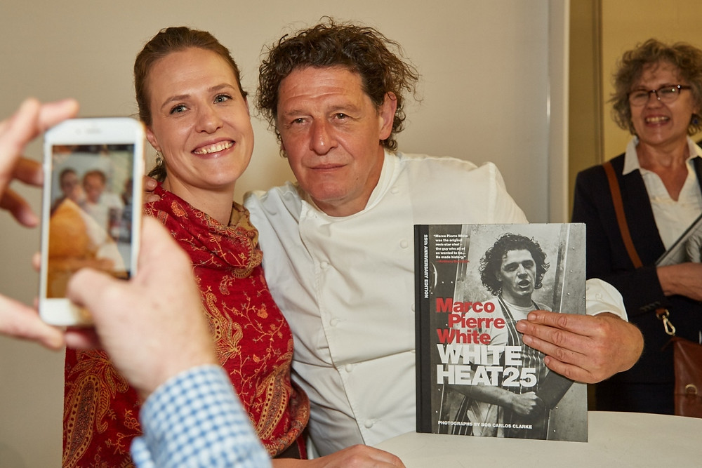 Maroc Pierre White will be headlining the 2017 Good Food and Wine Show
