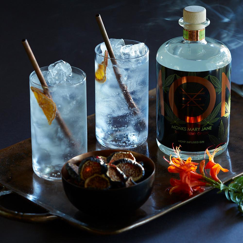 Monks gin