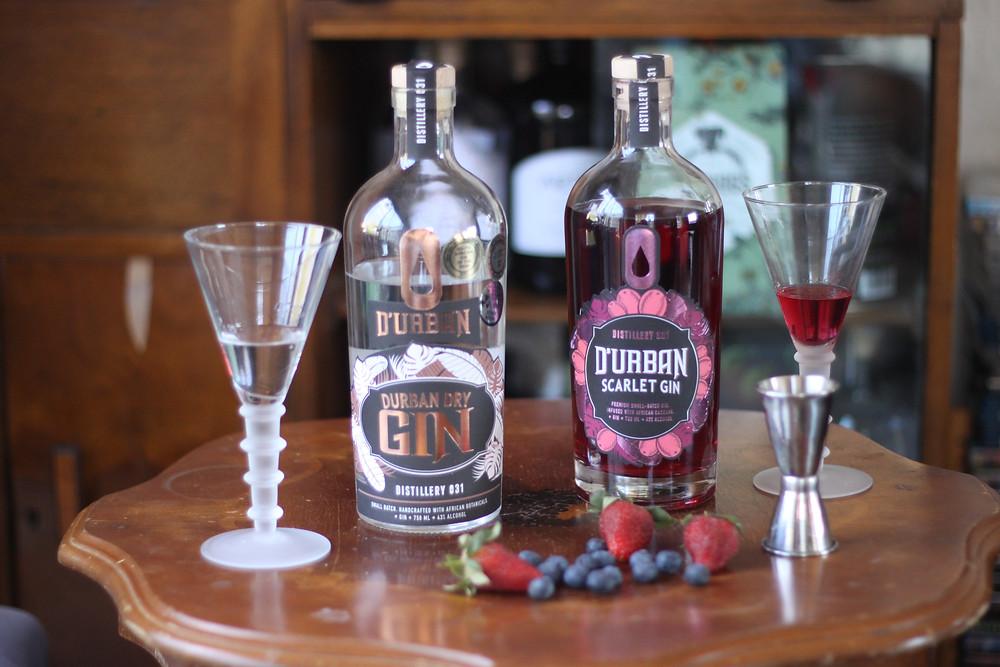 Scarlet gin