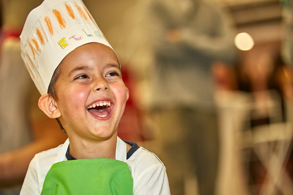 The Good Food and Wine Show is fun for the whole family
