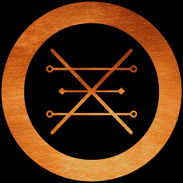 The symbol for copper