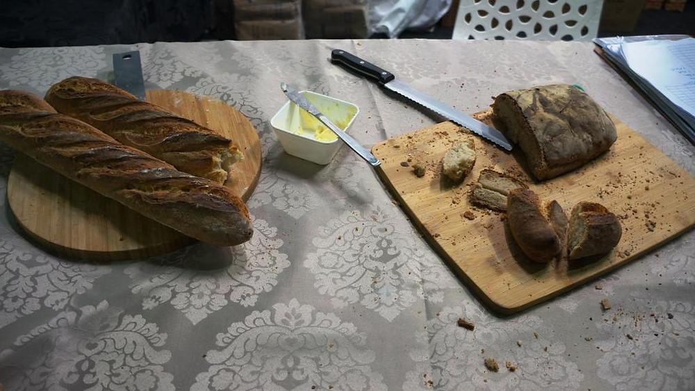 Some wholesome bread