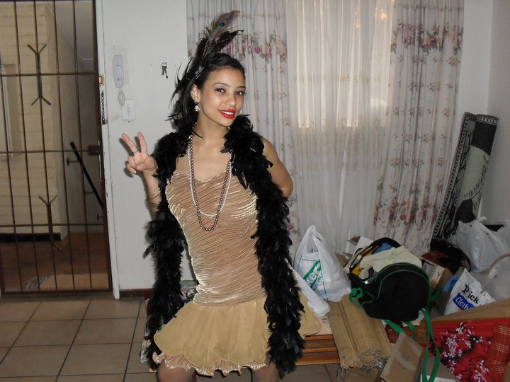 A 1920s party I went to