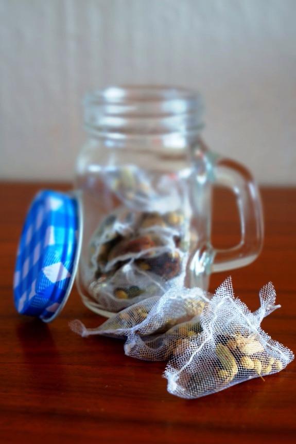 Gin botanical Bags