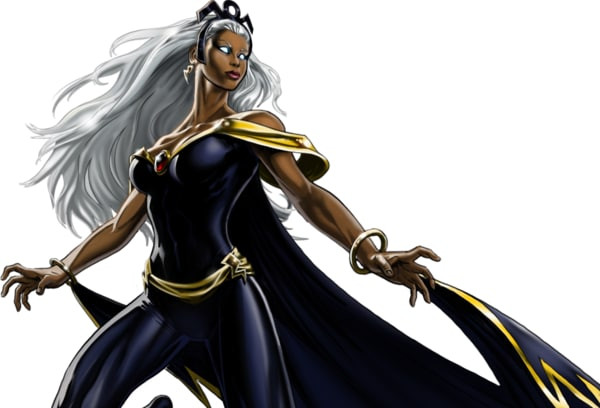 Storm from Xmen