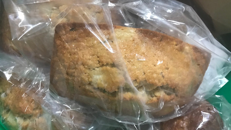 WFCS -Small Zucchini Pineapple Bread