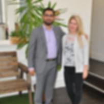 Gulwali Passrlay, Nola Ellen, Refugee Awareness Training
