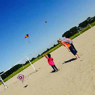 My Bright Kite, Youth Project for Young Refugee