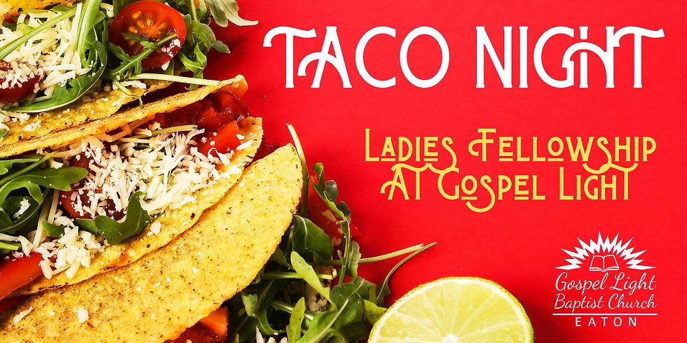 Ladies Taco Night!