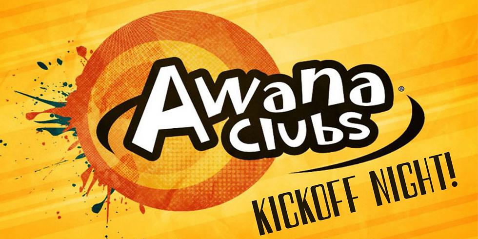 AWANA Kickoff Night