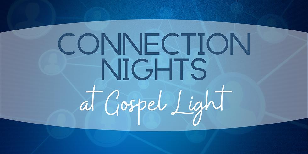 Connection Nights at Gospel Light
