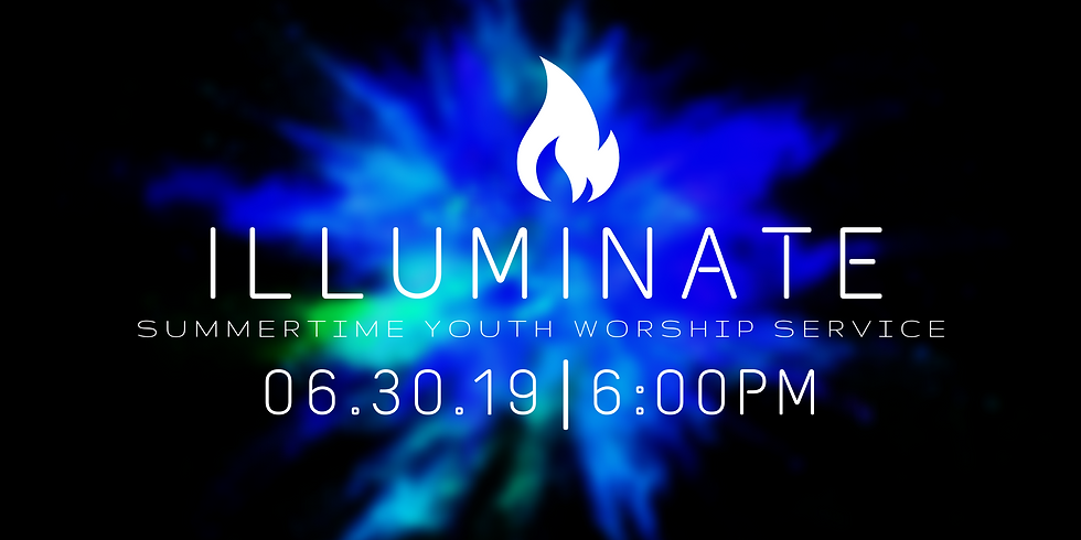 Summertime Youth Worship Service