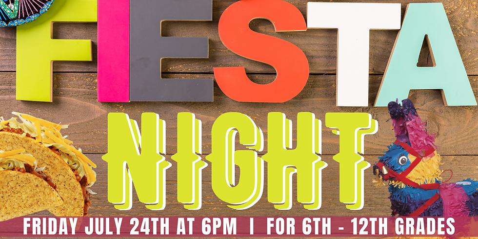 Illuminate Student Ministries Fiesta Night