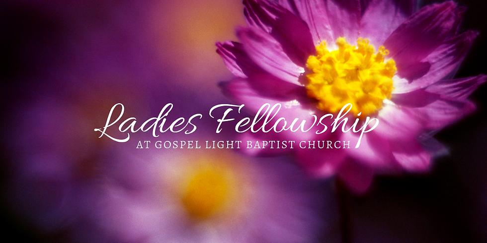 May Ladies Fellowship