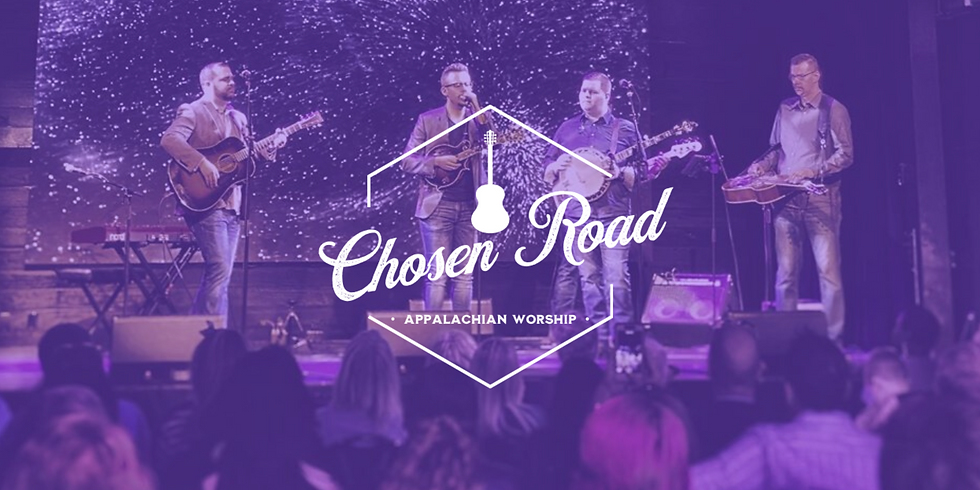 'Chosen Road' LIVE in Concert