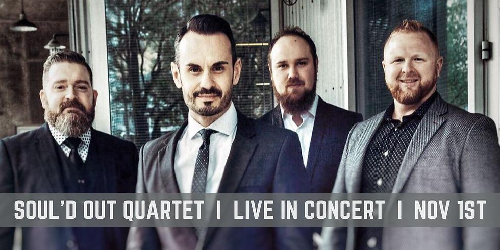 Soul'd Out Quartet