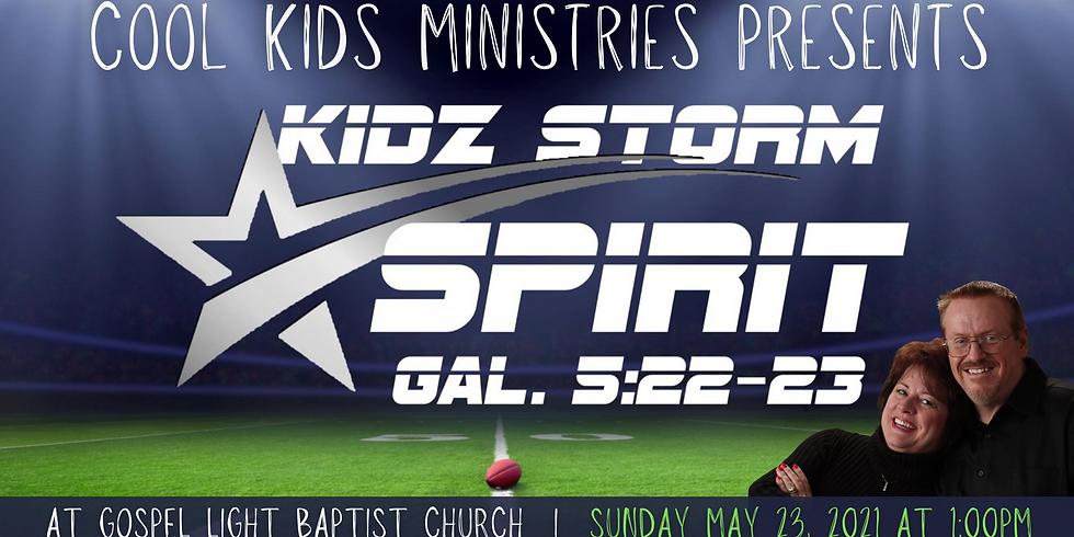 Kidz Storm with Steve Harney