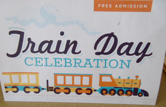 Train Day Celebration...