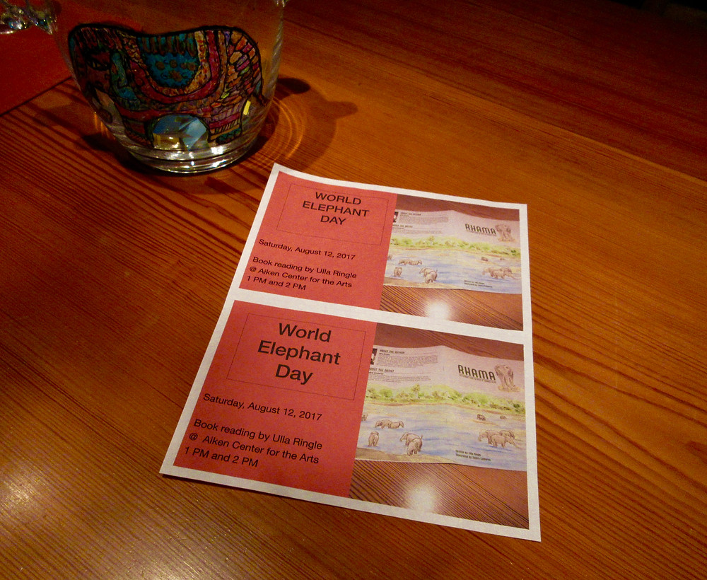 The raffle tickets are ready...and the invitations are out!