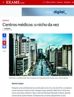 Centros médicos: o nicho da vez