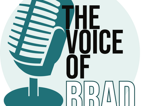 Podcast Interview with Narrator Brad Grochowsky