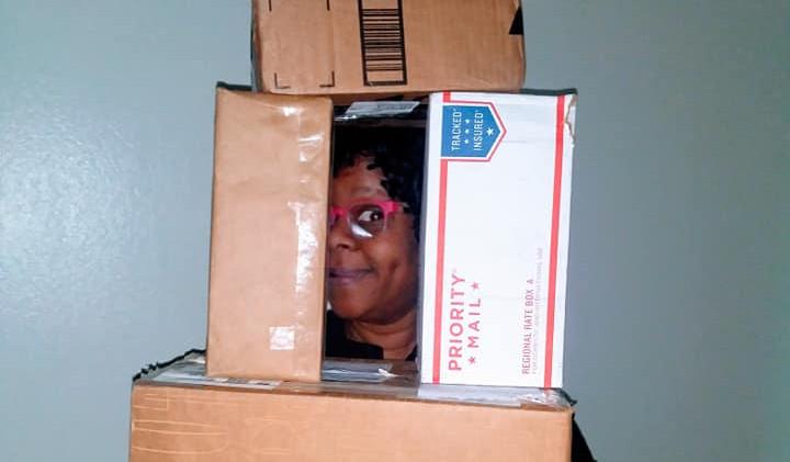 Donations for 40 Boxes 40 Survivors 40 Days