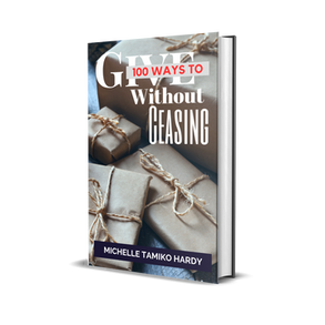COMING SOON - 100 Ways to Give without Ceasing