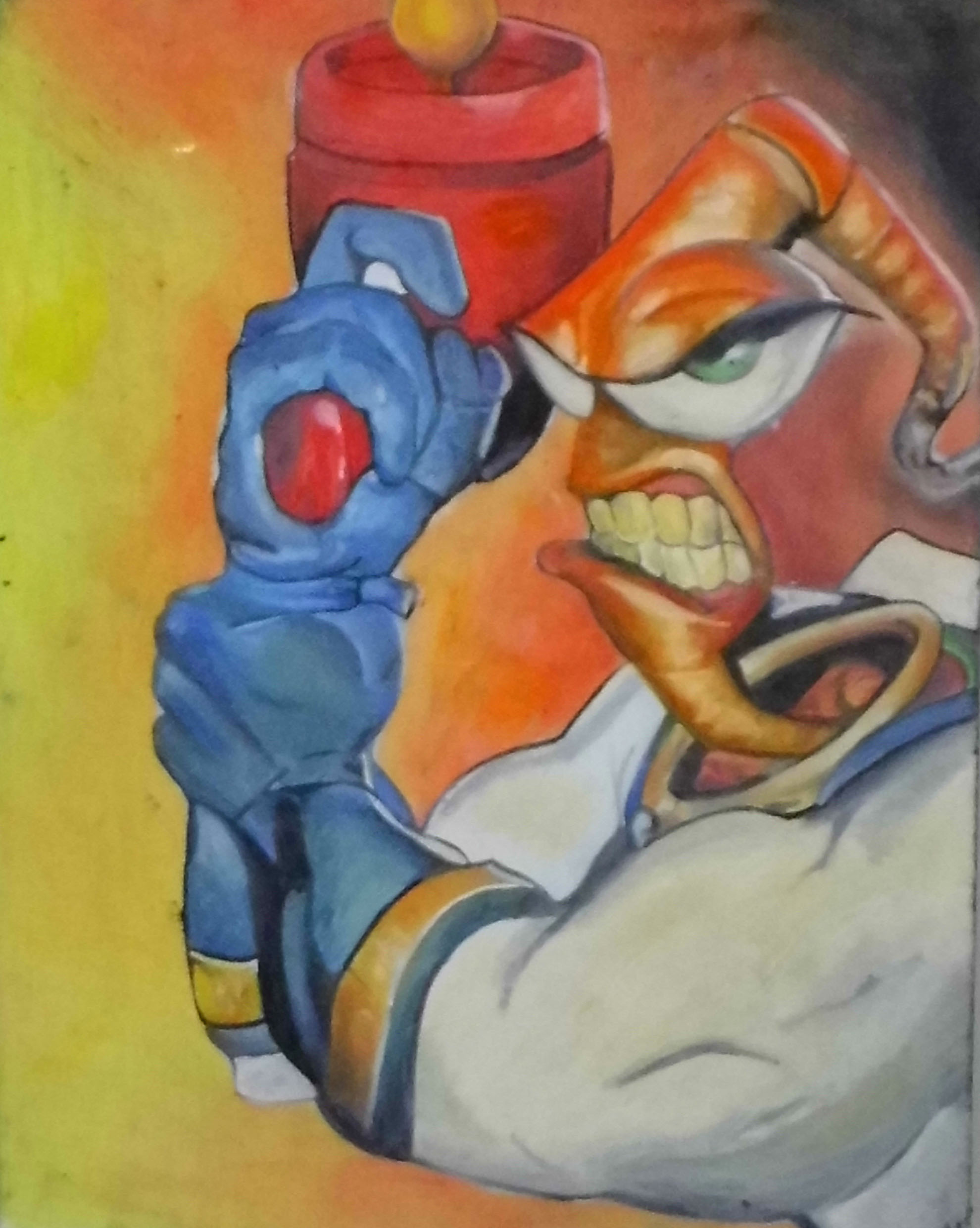 earthling worm jim