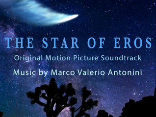 The Star of Eros available in streaming, and ready for the Forbidden City!