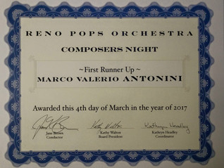 "Reno Pops awards Marco's ""Butterfly's Metamorphosis"""
