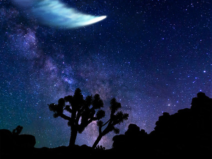 """The Year of the Comet? """"The Star of Eros"""" screens at L.A. Live"""