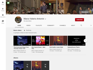 New YouTube official artist channel now online