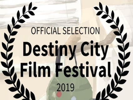 The Bag and The Bike at Destiny City Film Festival