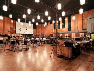 ASCAP Workshop Recording Session