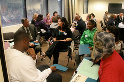 Communities with Megan expand their view of what is possible -transforming the criminal justice syst