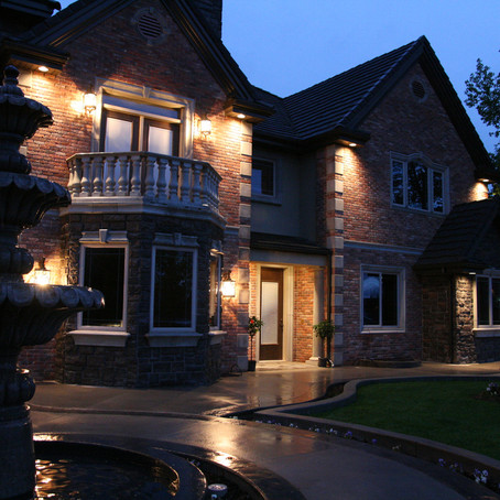 Lighting Up Your Property