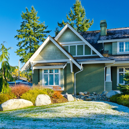 Three Tips to Protect Your Lawn in The Winter
