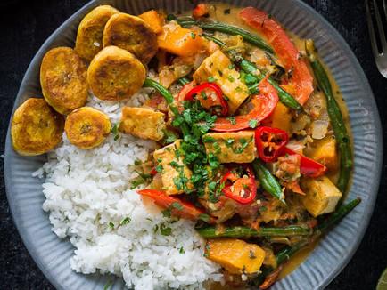 Vegan Tofu Moqueca