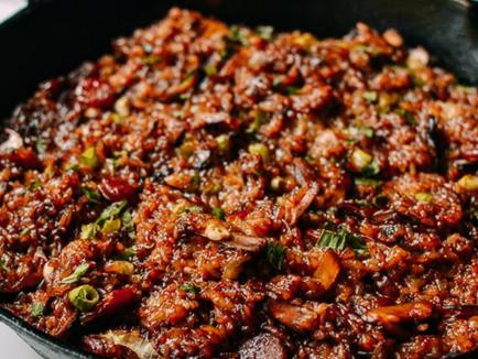 Vegan Taiwanese Sticky Rice