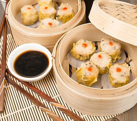 Siu Mai | Dim Sum - Chinees Indisch restaurant Ko Sing