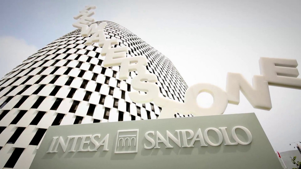 INTESA SANPAOLO PAVILION