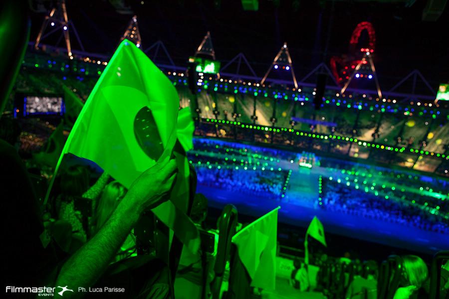 london flag handover
